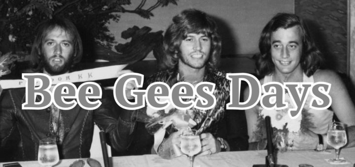 The Bee Gees in Japan 1973